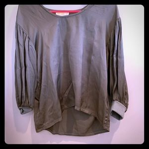 Nation Ltd silk blouse